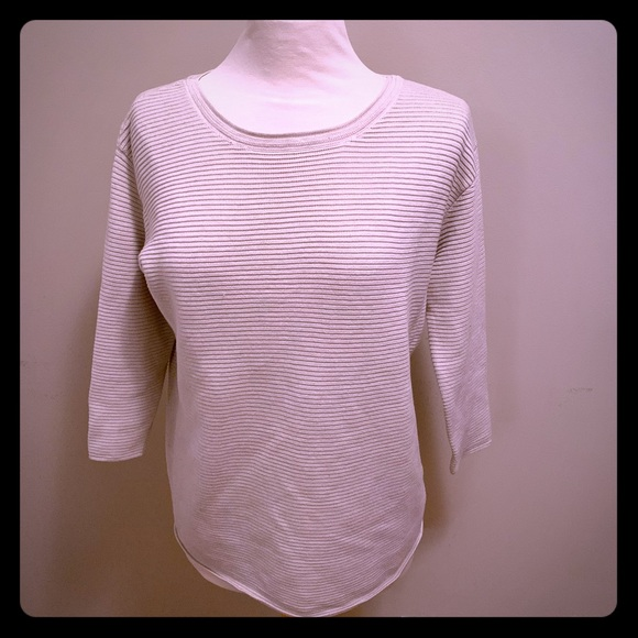 Aritzia Wilfred silk cashmere sweater